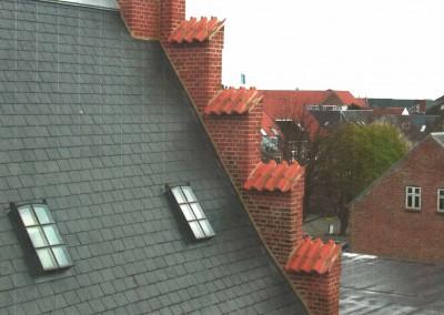 Arresthaus, Dänemark