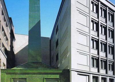 Auswärtiges Amt, Berlin Poströntgenstelle