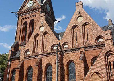 Kirche Gnevsdorf
